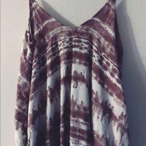 Fable Dresses - Fable 💕 Tie die maxi dress
